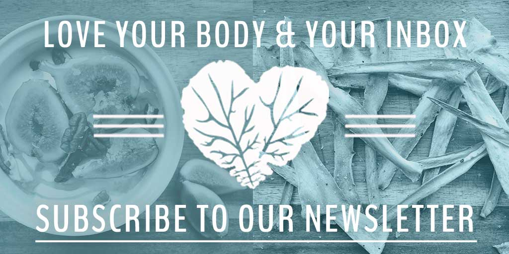 Kale and Hearty healthy food and lifestyle blog - subscribe to our newsletter