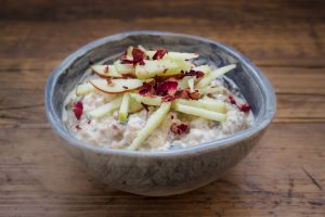Apple and Raisin Bircher Muesli